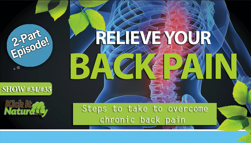 Understanding Back Pain – 2 Part Episode