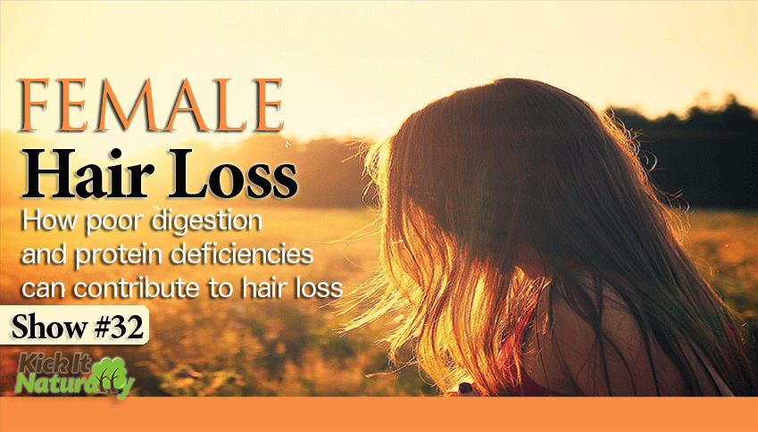 32- Female Hair Loss