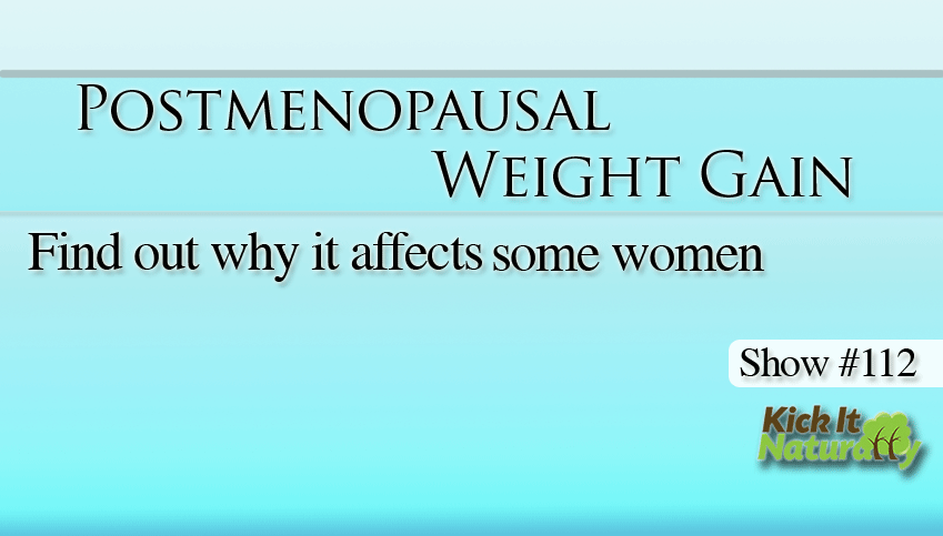 112--Postmenopausal-Weight-