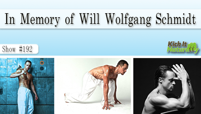 In Memory of Will Wolfgang Schmidt
